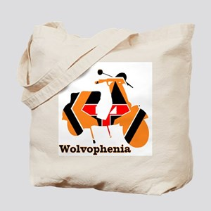 WOLVOPHENIA WOLVES Tote Bag