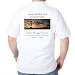 State Blogger Corps - Golf Shirt