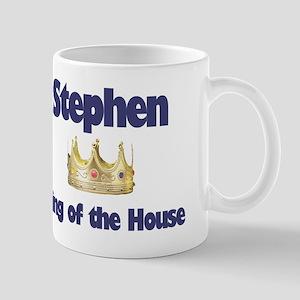 Stephen - King of the House Mug
