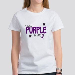 I Wear Purple For ME 14 Women's T-Shirt