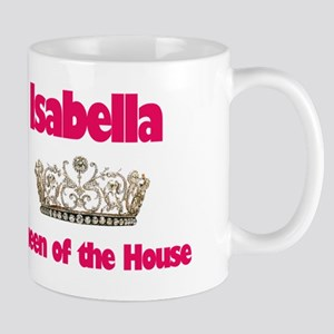 Isabella - Queen of the House Mug