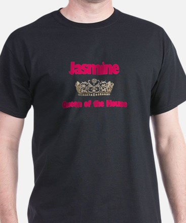 Jasmine - Queen of the House T-Shirt