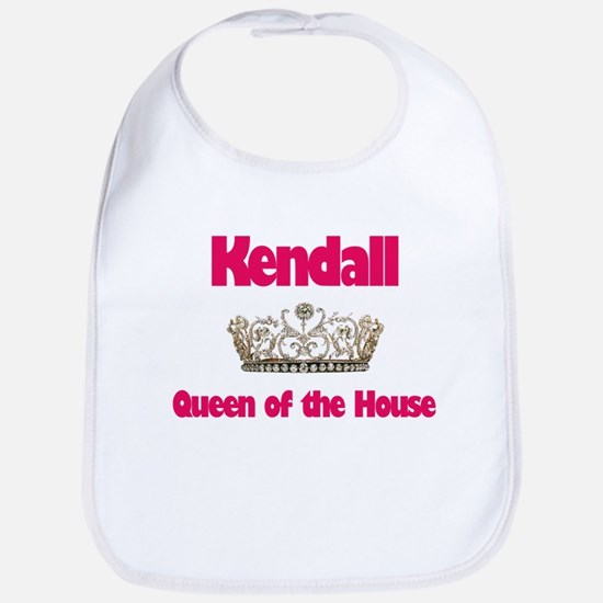 Kendall - Queen of the House Bib