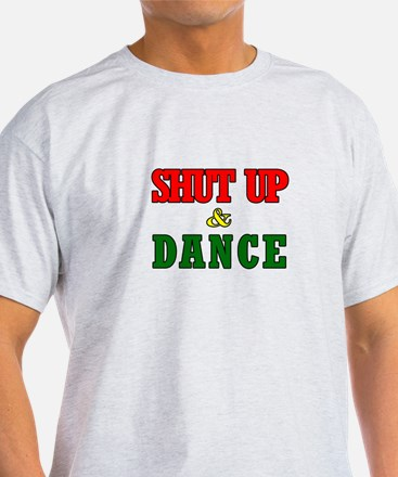 Rasta Shut up and Dance T-Shirt
