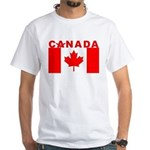 Canadian Mason White T-Shirt