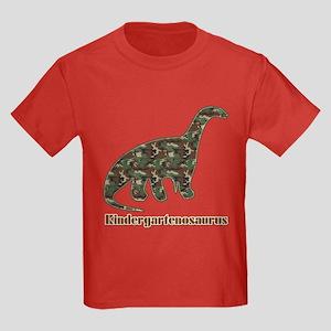 Kid Dinosaur Kids Dark T-Shirt