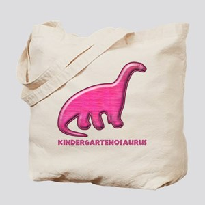 Kid Dinosaur Tote Bag