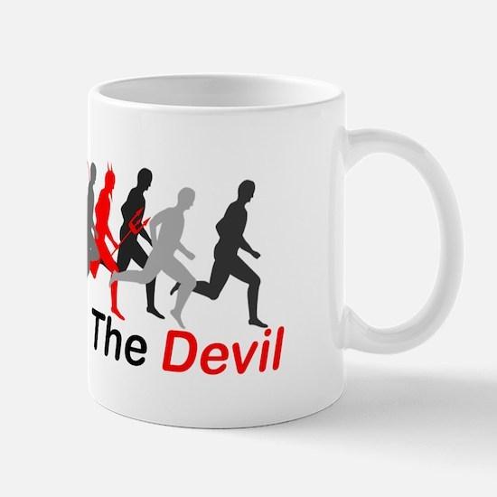 Runnin' With the Devil Mug