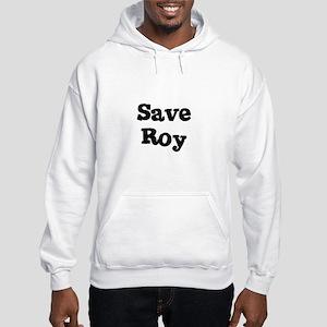 Save Roy Hooded Sweatshirt