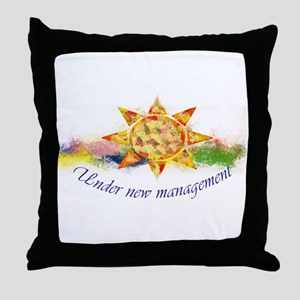 Retirement Throw Pillow