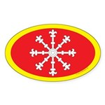 Aethelmearc Oval Sticker