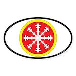 Aethelmearc Oval Sticker (10 pk)