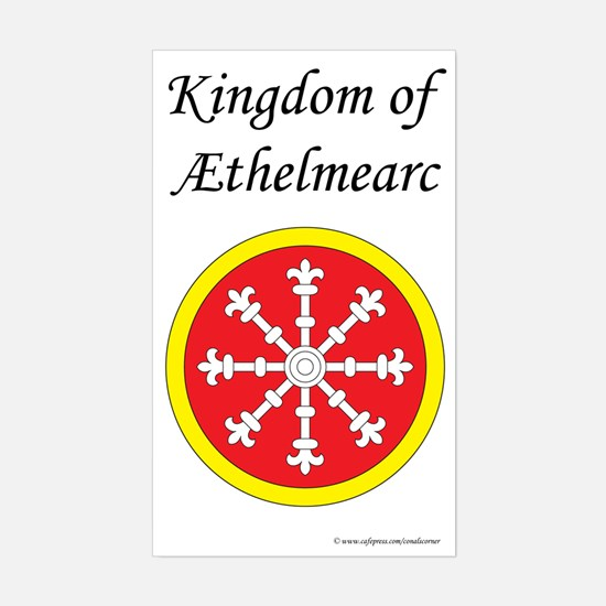 Aethelmearc Rectangle Decal