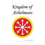 Aethelmearc Rectangle Sticker 50 pk)