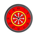Aethelmearc Populace Wall Clock