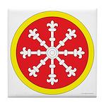 Aethelmearc Populace Tile Coaster