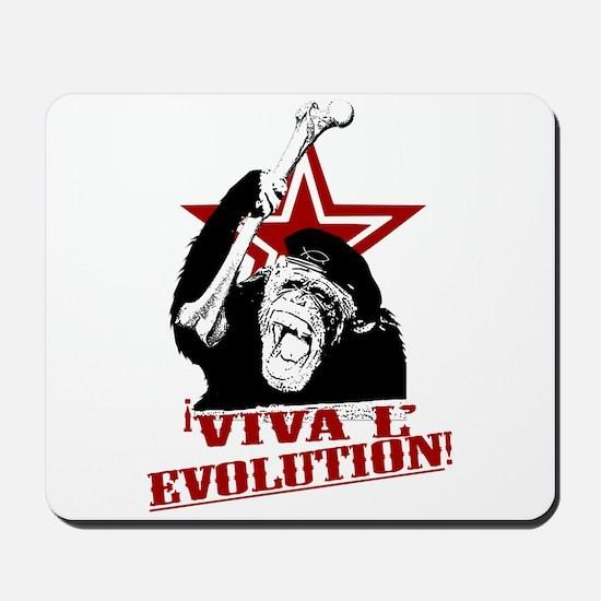 Viva l'Evolution Mousepad