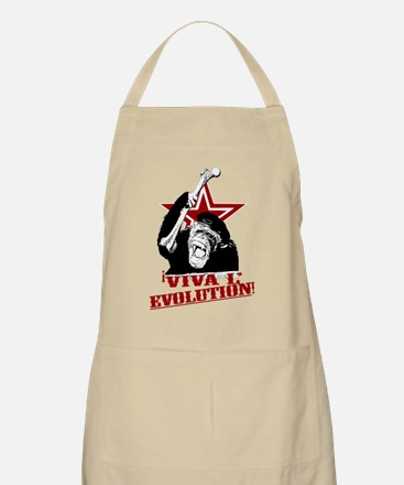 Viva l'Evolution BBQ Apron