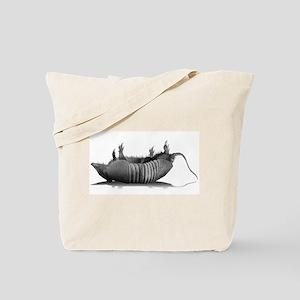 Dead Dillo Tote Bag
