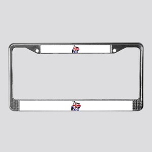 Mods Scooter License Plate Frame