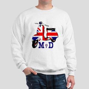 Mods Scooter Sweatshirt