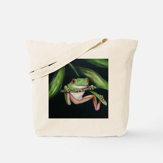 Fun Frog #3 Tote Bag