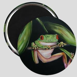 Fun Frog #3 Magnet
