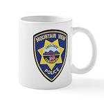 Mountain View Police Mug