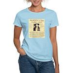 Hickock vs. Coe Women's Light T-Shirt