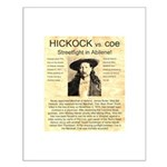 Hickock vs. Coe Small Poster