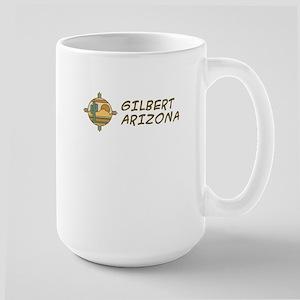 Gilbert Arizona Large Mug