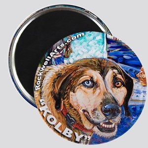 "Catahoula Heaven 2.25"" Magnet (10 pack)"