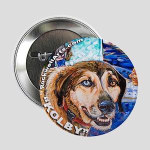 "Catahoula Heaven 2.25"" Button (10 pack)"