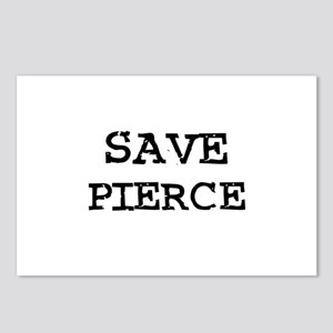 Save Pierce Postcards (Package of 8)