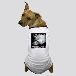 RADIOGRAPHING Dog T-Shirt