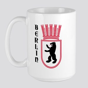 Berlin Crest Large Mug