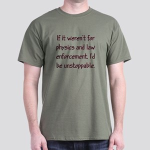 Unstoppable Dark T-Shirt