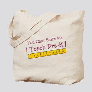 Teacher Pre-k Humor Tote Bag