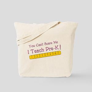 Teacher Pre-k Humor Tote Bag