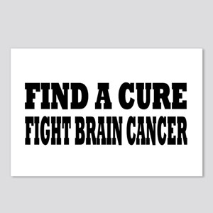 Brain Cancer Postcards (Package of 8)