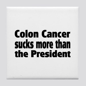 Colon Tile Coaster