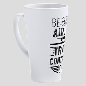 Air Traffic Controller 17 oz Latte Mug