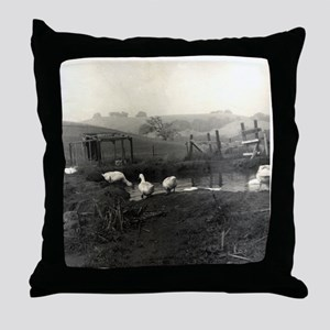 By Russell Sloan Throw Pillow