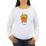 flamabull Women's Long Sleeve T-Shirt