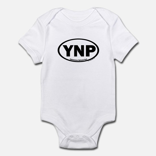 Yellowstone National Park Infant Bodysuit