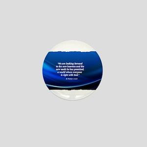 New Earth Mini Button