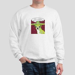Killer Chihuahua Sweatshirt