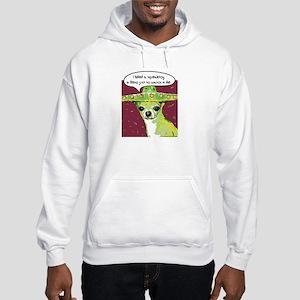 Killer Chihuahua Hooded Sweatshirt