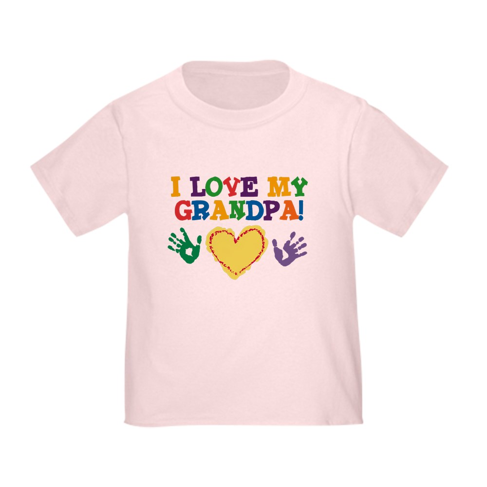 CafePress-I-Love-My-Grandpa-Toddler-T-Shirt-Toddler-T-Shirt-282483491 thumbnail 18