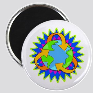 Earth Day Energy Magnet